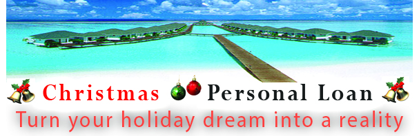 Christmas Holidays Loans