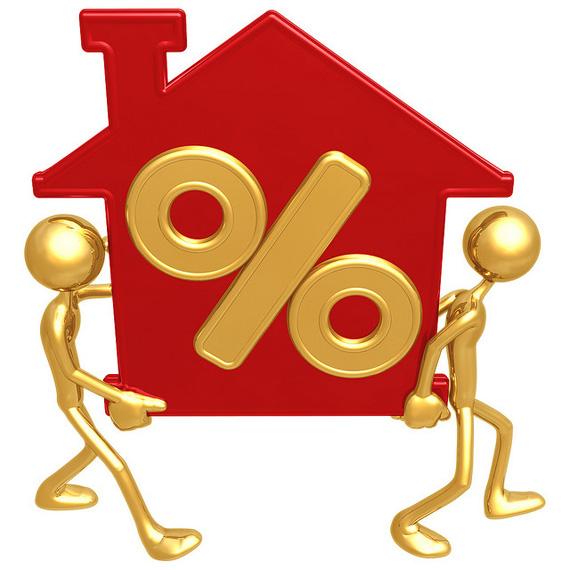 Mortgage percentage