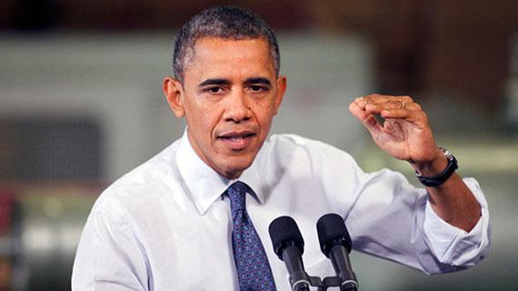 Barack Obama speach