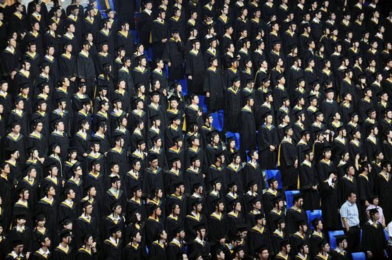 chenese graduates