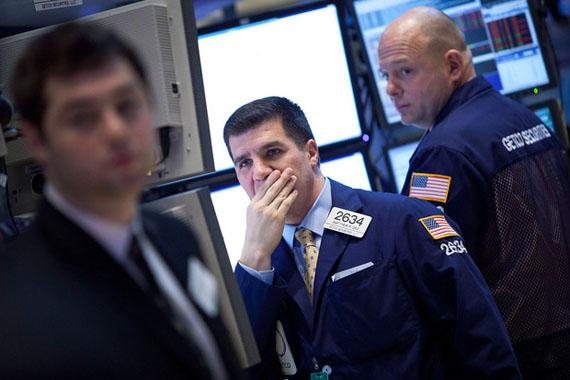 S & P 500 bigest drop