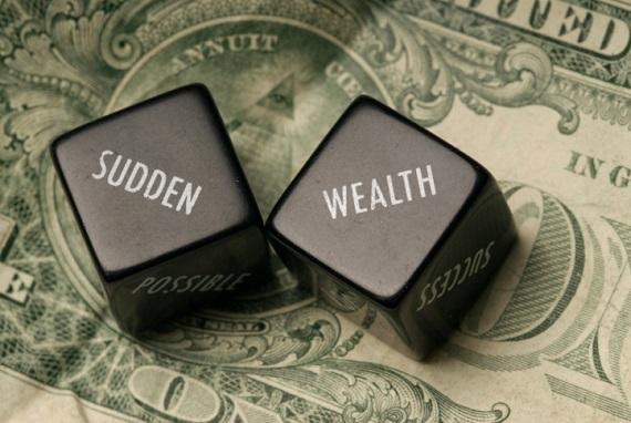 Sudden Wealth