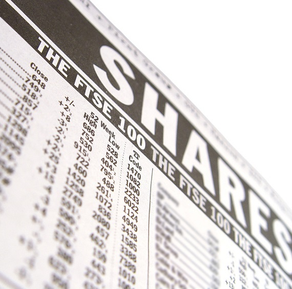 Shares price