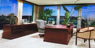 Clean office