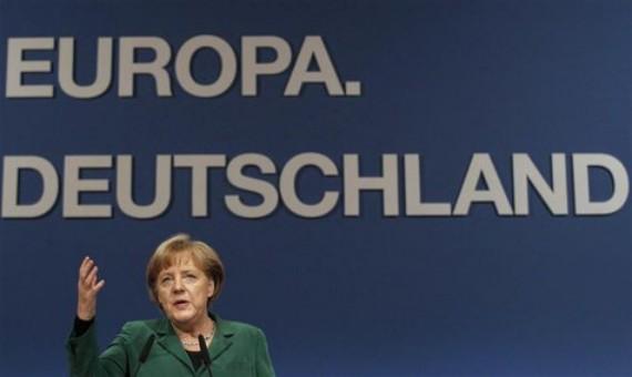 Germany, Merkel