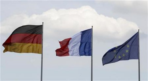 Germany-France-euro