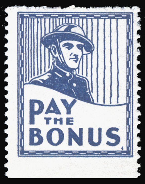 USA-Cinderella-Stamp-1932_Pay_the_Bonus