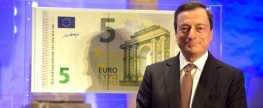 New Euro | Unveiled by Mario Draghi in Frankfurt