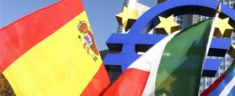 Spain and Italy refinance their debt