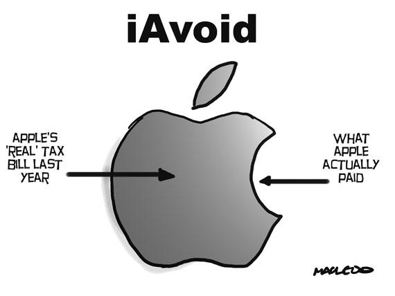 Apple tax
