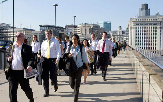 British in search for jobs