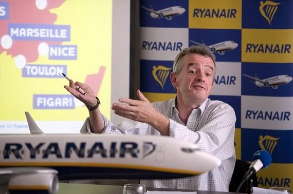 RyanAir Fined