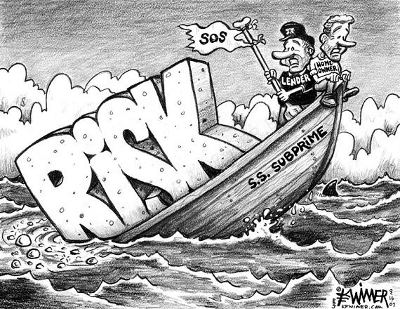 subprime risk