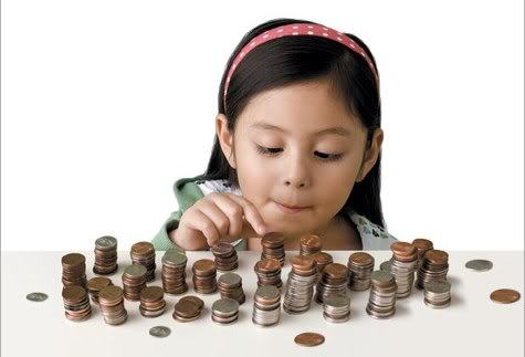 Importance of saving money for children