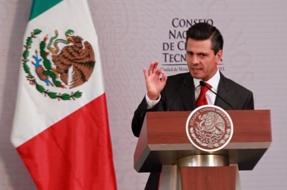 Enrique Pena Nieto, Mexico