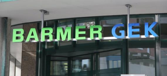 BARMER GEK