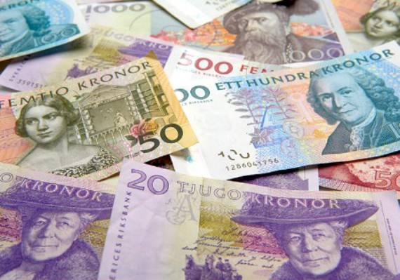 Sweden currency