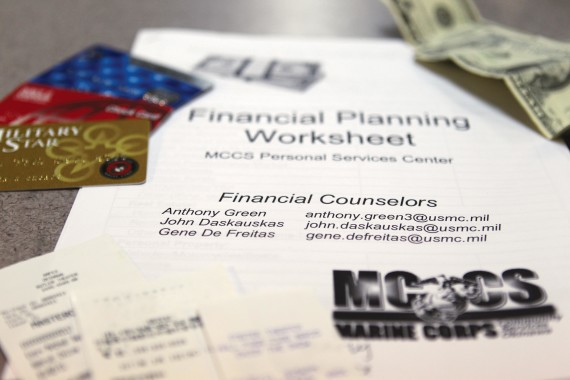 A Money Management Workshop, hosted by the Personal Services Center, was conducted at the Camp Foster Education Center May 24. The threehour class was designed to inform military members, their families and Department of Defense personnel about basic finance practices and money management techniques.